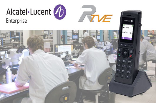 Alcatel-Lucent presenta: Dect 8212 Entry Level