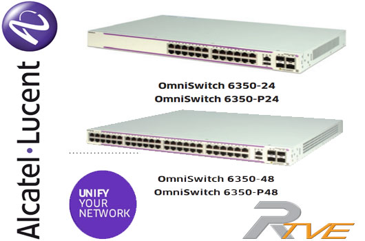 Alcatel Lucent Omniswitch 6350